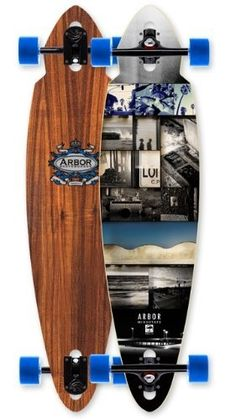 """Arbor Mindstate 37"""" Longboard Complete (scs-244027850) by Arbor. $197.95. The new Mindstate mixes the classic shape of a pintail and the smooth carving of a drop-through, with the resposive feel of a fiberglass reinforced flex to deliver a new level of performance for carving, sliding, or snappy rail-to-rail cruises across town.. Save 10% Off!"""