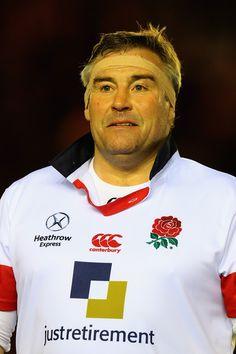 Jason Leonard. Rugby Union Player.