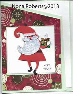 www.quwikcards.blogspot.com Used Christmas Cheer cartridge.