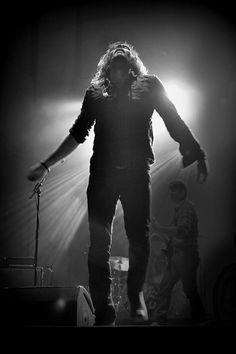 Scott Avett - Photo by Mahra Doe