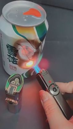 Powerful and Windproof Triple Jet Torch ⚡So Cool!🚀Super firepower and Windproof Triple Jet Torch!🔥How about roast a potato? Cool Gadgets To Buy, Gadgets And Gizmos, Technology Gadgets, Technology Design, High Tech Gadgets, Futuristic Technology, Technology Logo, Inventions Sympas, Cool Inventions