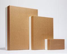 Victoria Beckham Packaging, minimal, packaging, packaging design