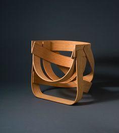 Un objet de décoration pratique et élégant, découvrez la dernière création de Gabriella Asztalos, designer hongroise avec le