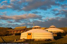 The Three Camel Lodge, Gobi, celebrates the traditions of Mongolia's nomads while seeking to preserve its awe-inspiring surroundings