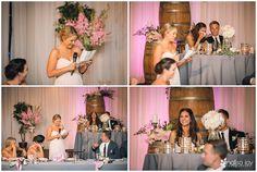 Wedding: Kyle & Rachel: Wilson Creek Winery// Temecula, CA » Analisa Joy Photography // maid of honor speech