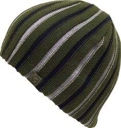 Alki'i Ribbed heavy gauge mens/womens warm beanie snowboarding winter hats - 6 colors