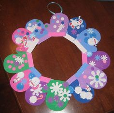 Image result for winter crafts for toddlers