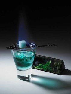 Absinthe - I can't wait for the movie
