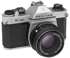 Asahi Pentax K1000 by alf sigaro, via Flickr