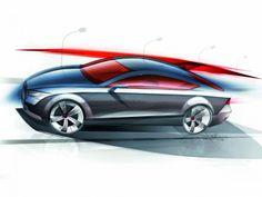 Audi A7 Sportback by exterior designer Jorge Diez