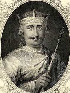 William I gave the Duchy of Normandy to his eldest child and William Rufus' brother Robert. He gave his favourite child; William II, England. William was crowned King of England in September 1087.