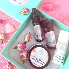 RosePost Box - What's in the box #subscriptionboxes