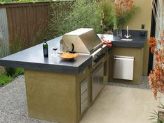 Outdoor Kitchen Design, Pictures, Remodel, Decor and Ideas - page 5