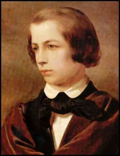 Young Franz Liszt ~ Born October 22, 1811. Born in the village of Doborján, in the Kingdom of Hungary.