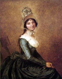Pierre-Paul Prud´hon  - Madame Copia 1792
