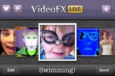 Video FX Live #FreeApp #iPhoneography