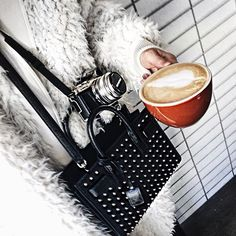 Who's your favorite photographer on Instagram? Comment below. #coffeenclothes #☕️ @thefashionsight