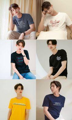 Pretty Boy Swag, Pretty Boys, Bright Wallpaper, Boyfriend Photos, Bright Pictures, I Like Him, Thai Drama, Fujoshi, Best Couple