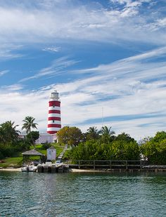 Hope Town Lighthouse, Abacos - Bahamas