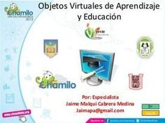 Los objetos virtuales de aprendizaje