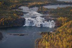 Lefty Falls, Northern Saskatchewan  I need to move to Canada...