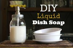 Folks, There Is A Gladiator Of Homemade Dish Soaps . . . And this is it. Round-after-round it knocked it's opponents out cold: The watery formula's, the ones that kept separating, the ones dried out my hands and looked like cottage cheese. Behold, the defeated. Why Use Homemade Dish Soap At All? Ahhh, good …
