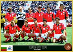 Bulgaria team group for the 1998 World Cup Finals. Fifa World Cup France, 1998 World Cup, World Cup Teams, Fan Picture, World Cup Final, Bulgaria, Finals, Garra, Football