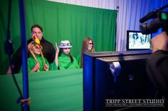 Make your own Music Videos at a Bat Mitzvah The Event Of A Lifetime, Inc.