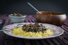 Ghormeh Sabzi, A Beloved Persian Dish - THE ROAD TO HONEY