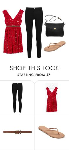 """9 Shades of Red "" by coolchick1630 ❤ liked on Polyvore featuring Victoria, Victoria Beckham, Madewell, Dorothy Perkins, LC Lauren Conrad and Mimi Berry"
