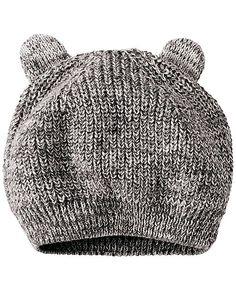 Cozy Critter Cap from #HannaAndersson.