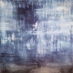 "Saatchi Art Artist Dominika Kaczmarczyk; Painting, ""Cover I (covering the darkness beneath)"" #art"
