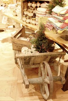 Dreamy Whites: Christmas in Anthropologie, NYC | Source: dreamywhites.blogspot.com