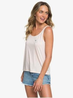 Summer of pop b Tank Top Outfits, Casual Dress Outfits, Summer Dress Outfits, Fall Outfits For Work, Summer Outfits Women, Best Tank Tops, Summer Tank Tops, Summer Workout Outfits, Petite Sweaters