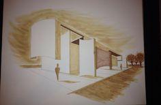 Arquitectura // perspectiva // otoño // Enríquez2015