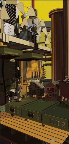 Doug John Miller The Scale Model Series #4