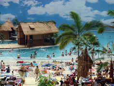 Tropical Island in Germany