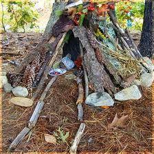 The teepee model