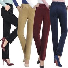 e7c13fba0ef Pants   Capris. MinceTrousers WomenFemelleCasual PantsCapriToo ThinFall  WinterPlus SizeCotton. HOT PRICES FROM ALI - Buy