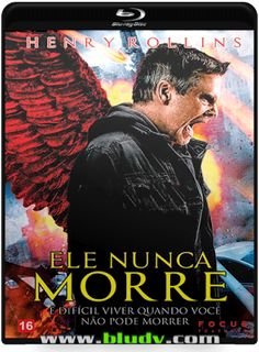 Ele Nunca Morre CO-DR-THR (2016) 1h 39min Titulo Original: He Never Died Assisti 2017 - MN 5/10 (No Pin it)
