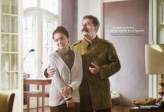 Frauenzentrale Zurich: Stalin