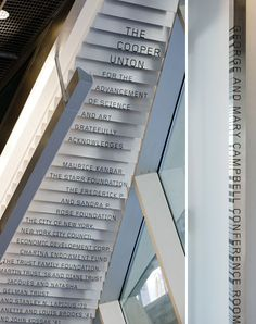 Signs of the Times: 13 Architectural Signage Designs