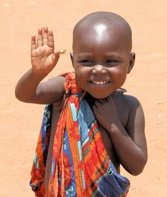 africancreature:      African Children People are So beautiful!!!!!  Black is Beautiful