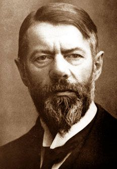 """""""Lo scoraggiamento è la scusa degli imbecilli."""" (Max Weber)"""