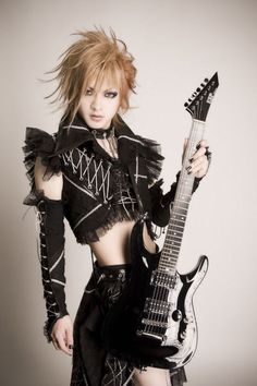 Deluhi Guitarist -> Leda