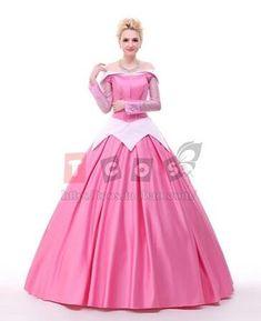Disney Movies Sleeping Beauty Princess Aurora Dress | cosplay ...