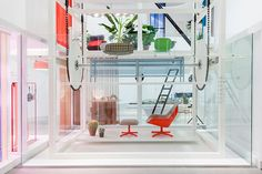 <p>German furniture designer, Werner Aisslinger, conceives an exhibition 'House of Wonder' that is now on show at the Pinakothek Der Moderne in Munich.</p>