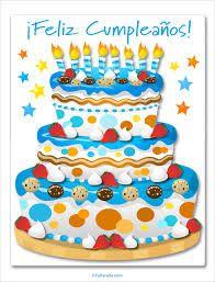 Resultado de imagen para tarjetas de cumpleaños para hombres