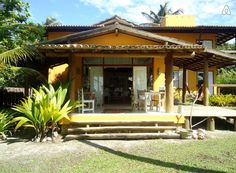 Ganhe uma noite no Casa  confortavel na beira da praia - Casas para Alugar em Itacaré no Airbnb!