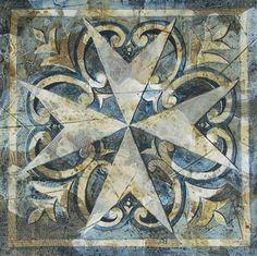 Malta Cross in marble │ #VisitMalta visitmalta.com
